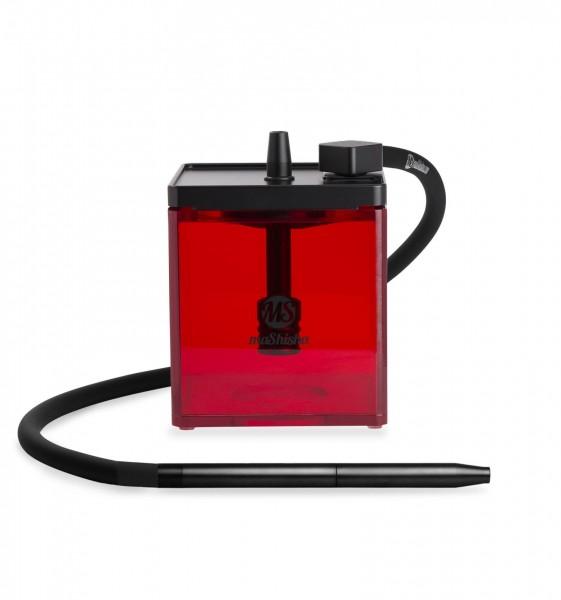 Micro Hookah Black / Red