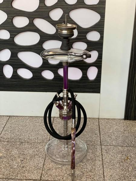 Steamster X-Moon Purple
