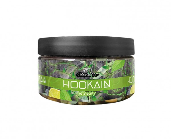 Hookain Intensify Stones 100g - Green Crack""