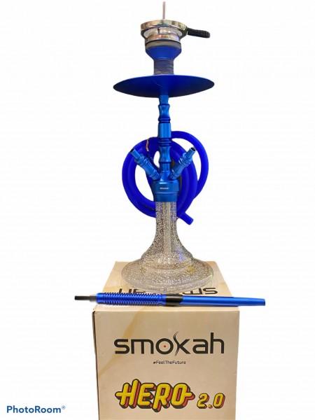 Smokah Shisha Hero 2.0 - Blau GLOW