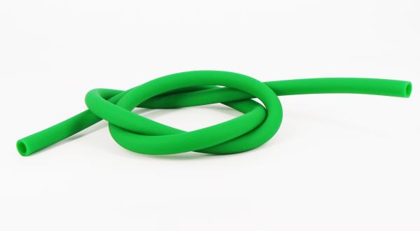 Silikonschlauch MATT - Grün