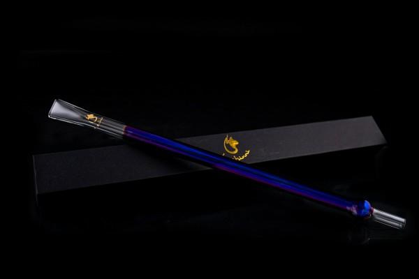 Dschinni Flatline Purple Rain (flache Öffnung)