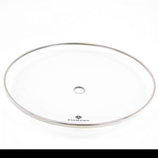 Diamond/ Dud Hookah Glasteller, 26cm