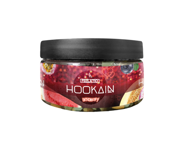 Hookain Intensify Stones 100g - Fellatio