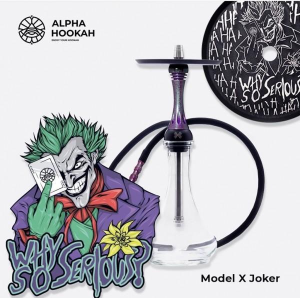 Alpha Hookah Model X - Joker Limited Edition