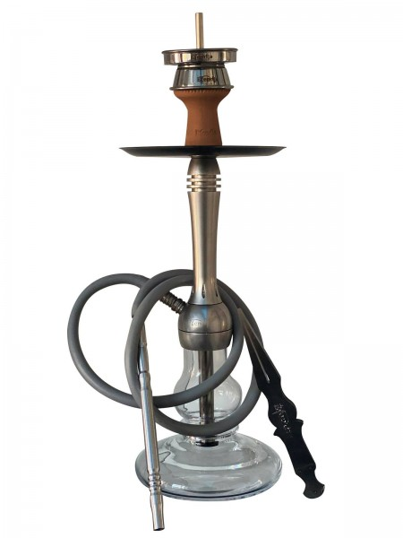 Efendis King Steam Shisha - Silber