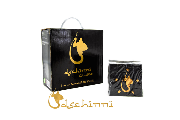 Dschinni Cubes Box 4 kg