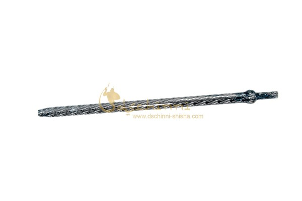 Dschinni Straight Regular Army Silver